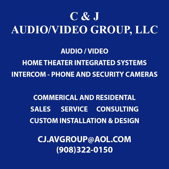 CJ Audio Video Group Ad