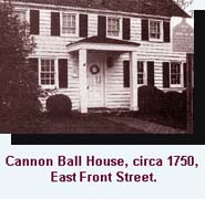 Cannonball House